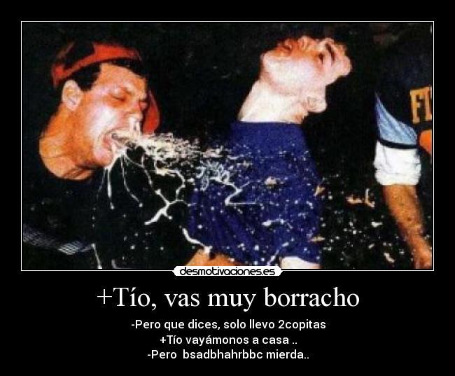 Imagenes y memes chistosos de Borrachos