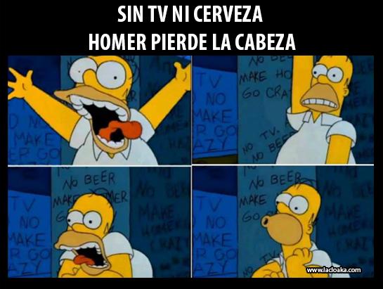 Memes de los Simpson 9