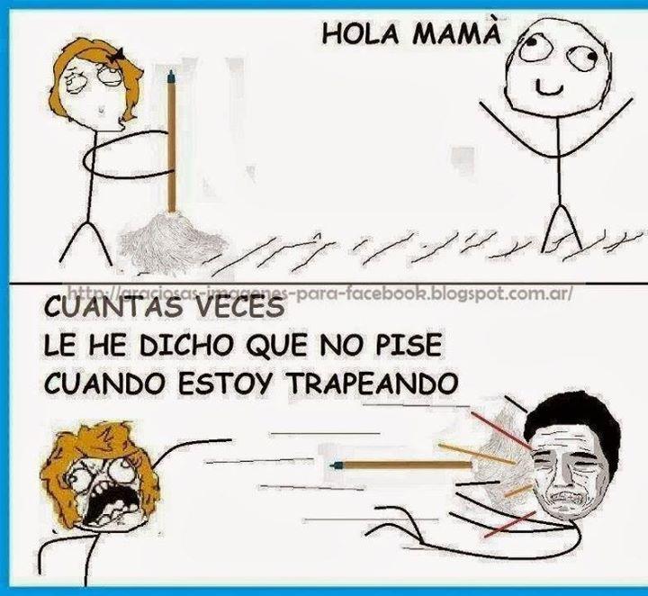 meme de madres enojadas5
