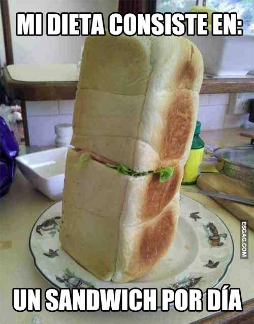 Memes De Dieta Imagenes Chistosas