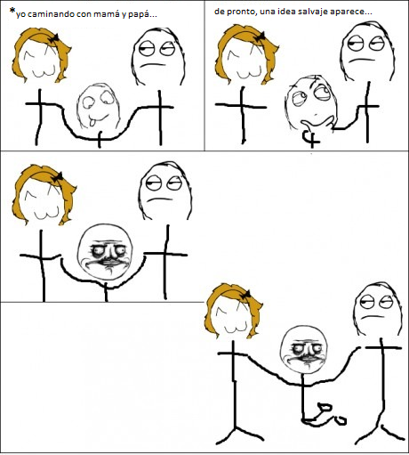 Memes bonitos de la infancia 3