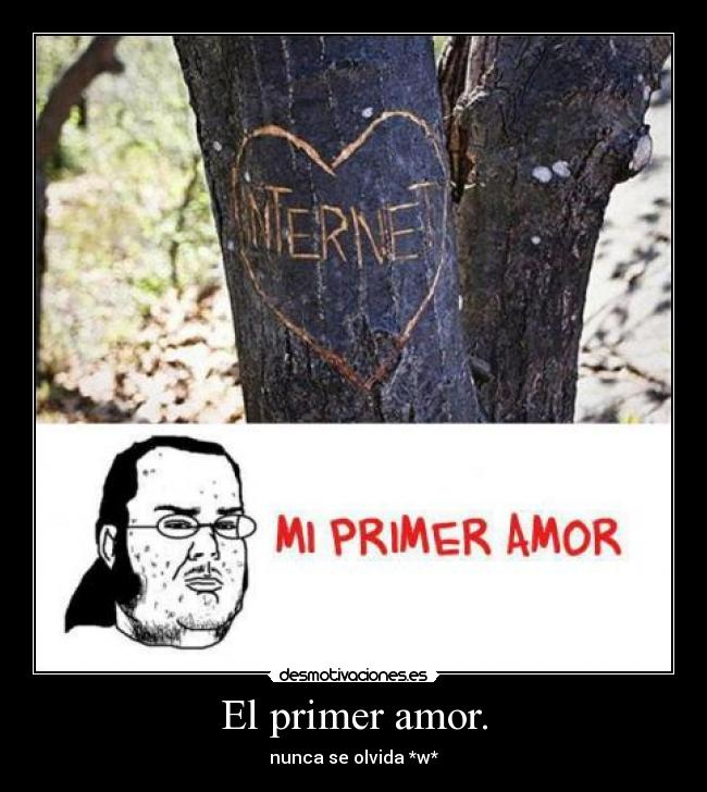 Memes de primer amor 5