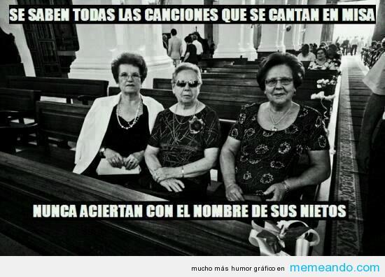 memes de abuelas 2