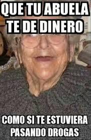 memes de abuelas 5