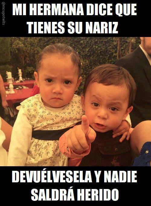 Memes De Hermanos Imagenes Chistosas