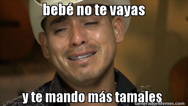 memes de tamales