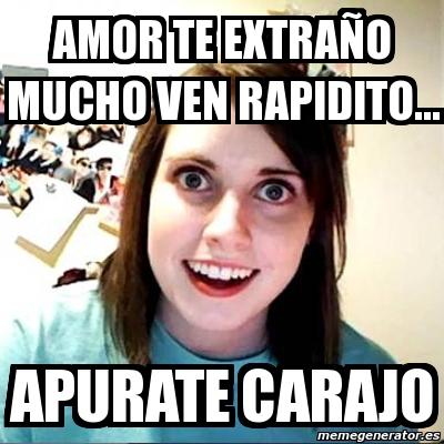 memes de te extraño23