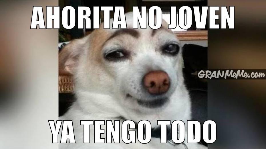 memes de ahorita no joven13