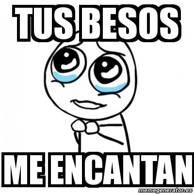 memes de besos13