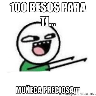 memes de besos2