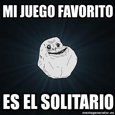 memes de forever alone1