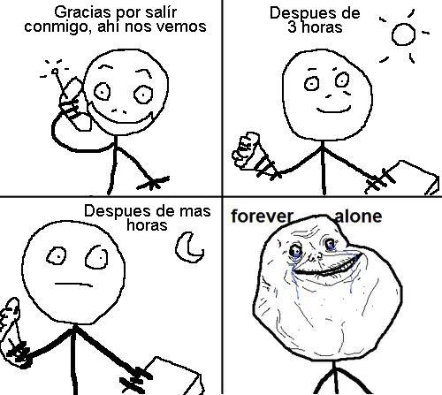 memes de forever alone10
