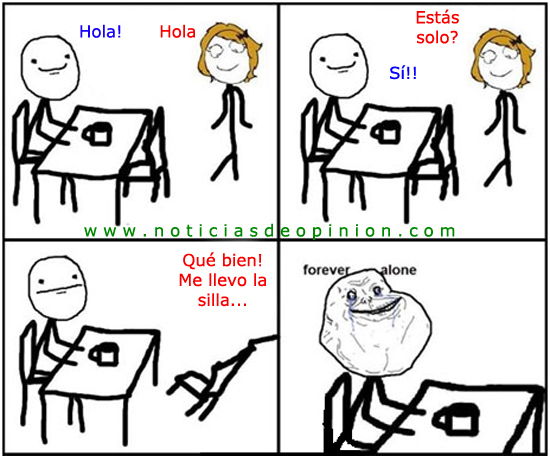 memes de forever alone12