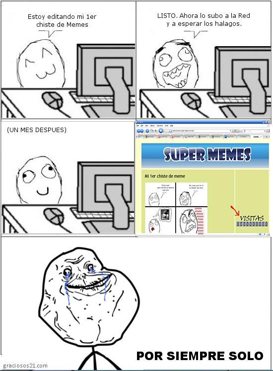 memes de forever alone22