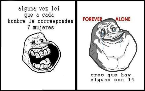 memes de forever alone25