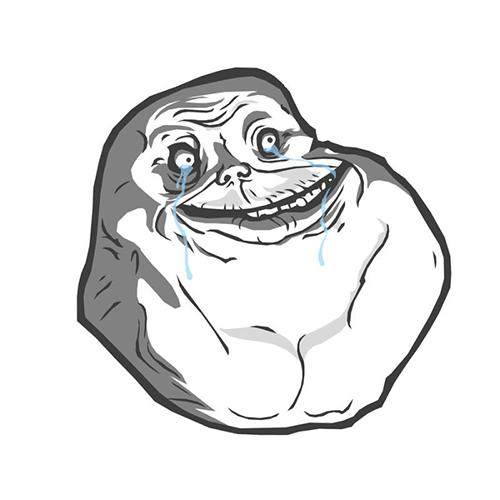 memes de forever alone5