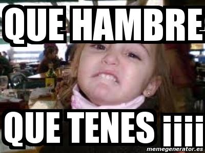 memes de hambre26