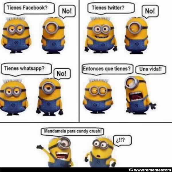 memes de los minions21