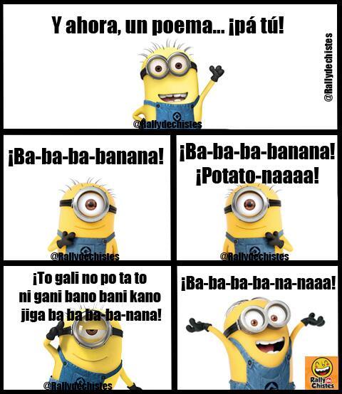 memes de los minions22