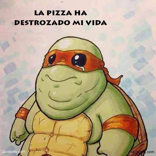 Memes De Pizza Imagenes Chistosas
