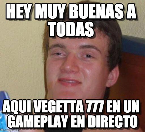 memes de Vegetta777x2