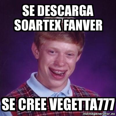 memes de Vegetta777x3