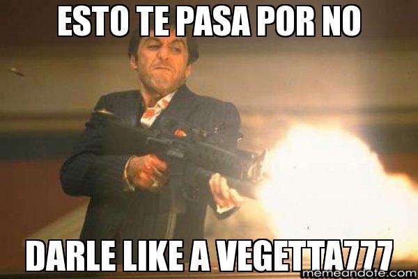 memes de Vegetta777x5