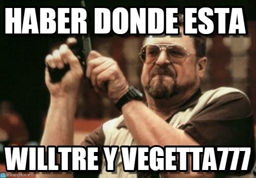 memes de Vegetta777x6