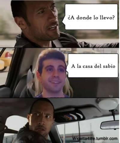 memes de Vegetta777x8