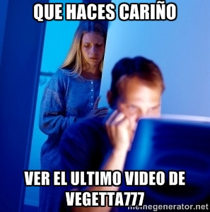 memes de Vegetta777x9