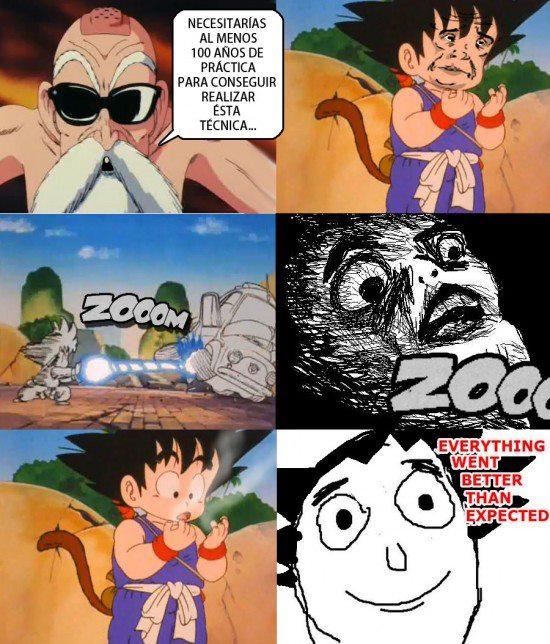 memes de dragon ball z28