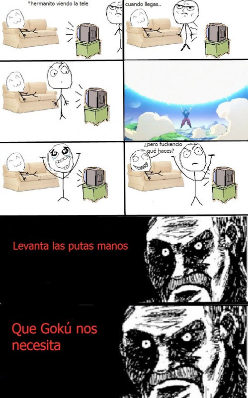 memes de dragon ball z32