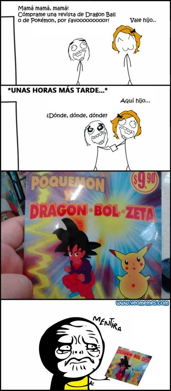 memes de dragon ball z5
