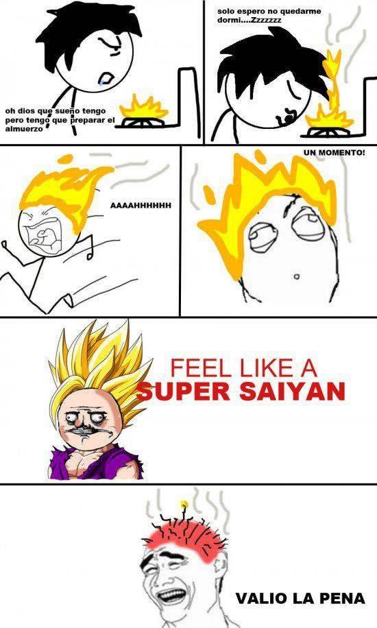 memes de dragon ball z9