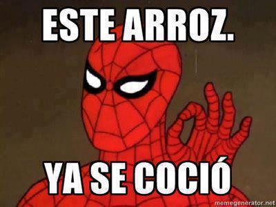 memes del hombre araña1