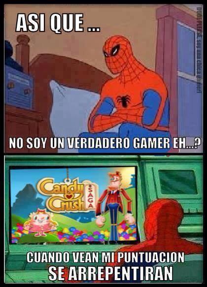 memes del hombre araña10