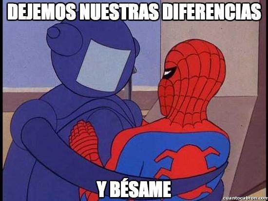 memes del hombre araña11