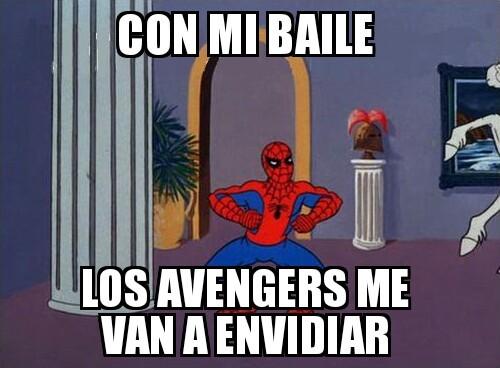 memes del hombre araña15