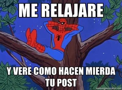 memes del hombre araña16