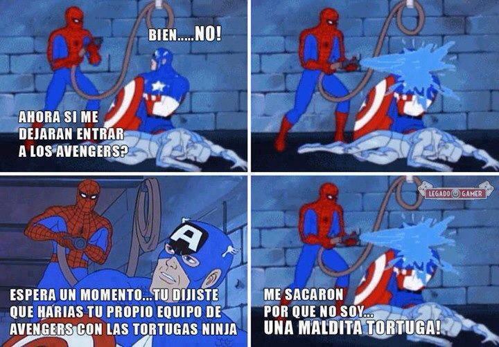 memes del hombre araña17