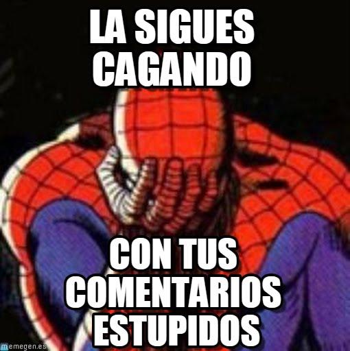 memes del hombre araña3