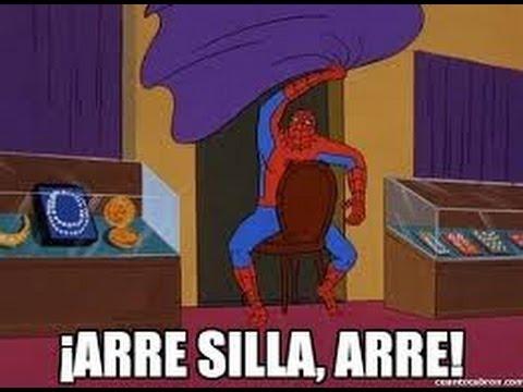memes del hombre araña8
