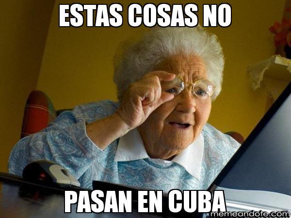memes cubanos30