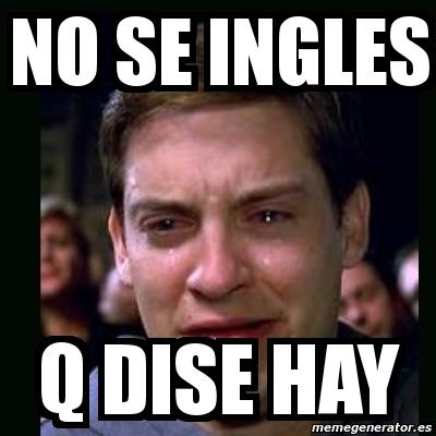 memes de ingles19