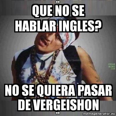 memes de ingles21