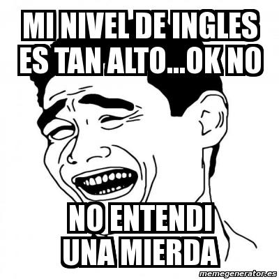 memes de ingles23