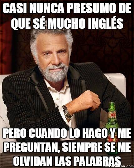 Memes De Ingles