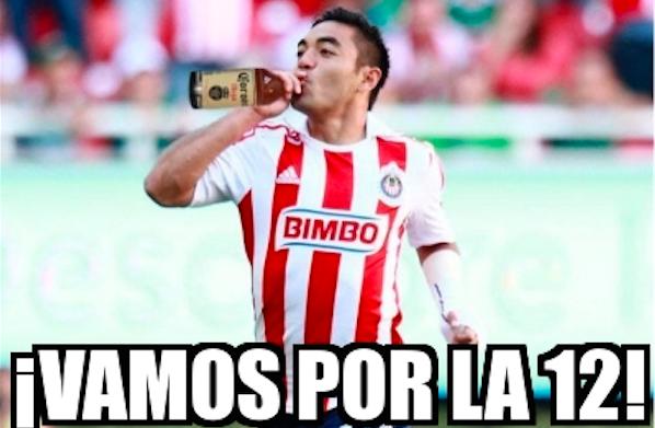 memes de las chivas21