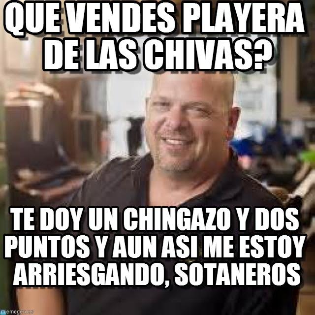 memes de las chivas9
