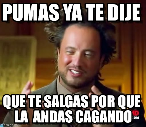 memes de pumas13